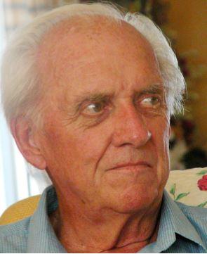 Photo de Joseph-Émilien Falardeau publiée dans le Bulletin de l'Amicale Falardeau
